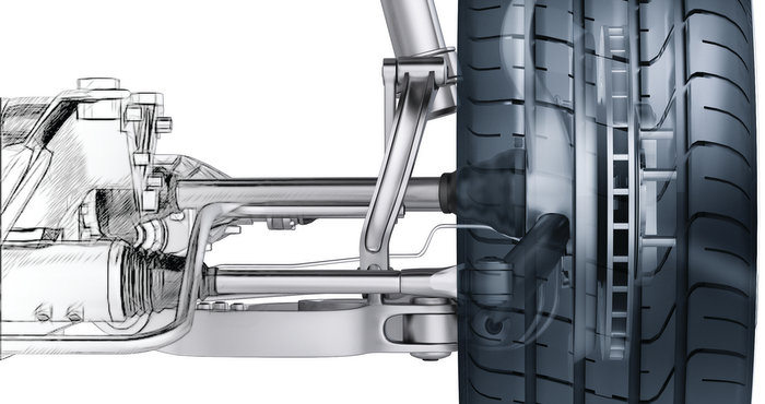 toe angle affects ride height