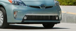 Toyota Prius HID headlamp bulb service