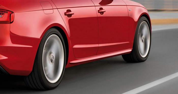 Audi Quattro vibrates at idle