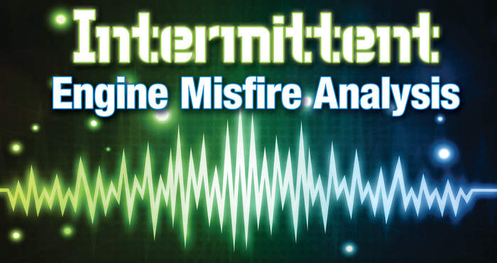 Intermittent Engine Misfire Analysis