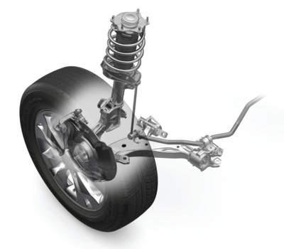 Honda CR-V undercar service