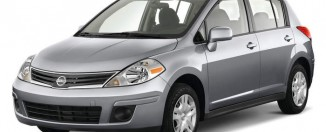 Nissan Versa alignment