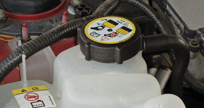 Engine coolant temperature systems