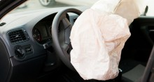 Deployed AirBags.