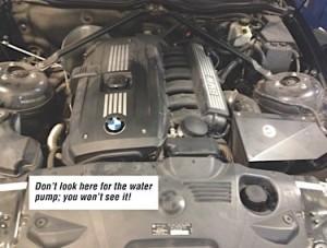 BMW electric Water Pump