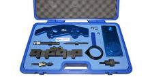 Baum Tools offers it BMW 6 Cylinder Single & Double VANOS Camshaft Timing Kit (B113240VK).