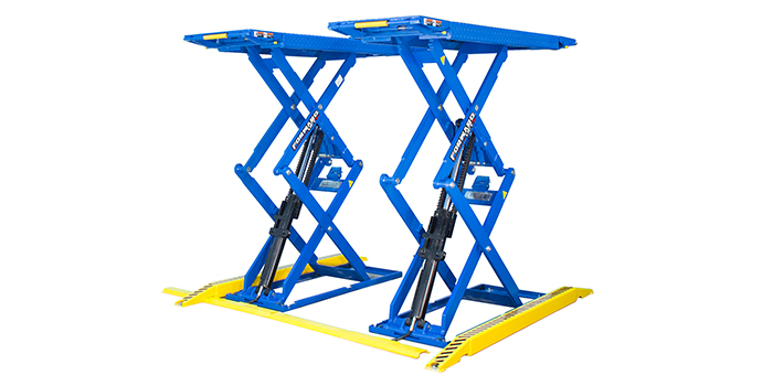Forward-Scissor-Lift