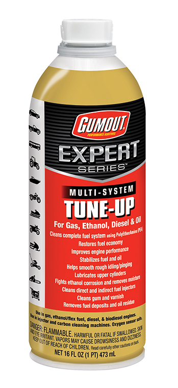Clean And Condition With Gumout Expert Series Multi-System