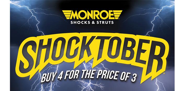 Monroe-Shocktober