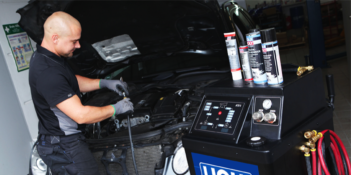 Liqui Moly To Present New Transmission Oil Change Device