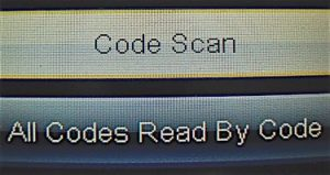 """Some scan tools will simplify diagnostics by using a """"code scan"""" to indicate which modules contain trouble codes."""