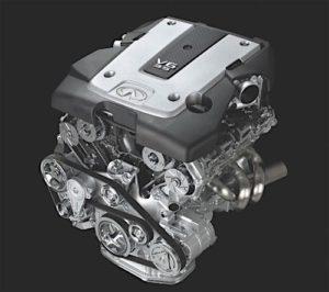 nissan leak engine
