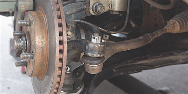 Ball Joint Friction And Wear