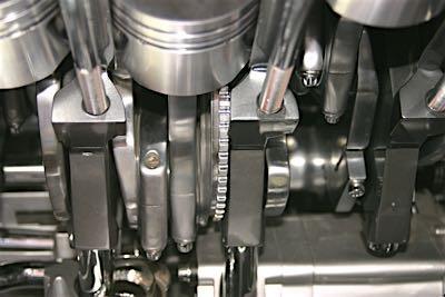 misfire monitoring engine inside