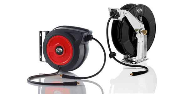 Gates Offers New Retractable Air Hose Reels