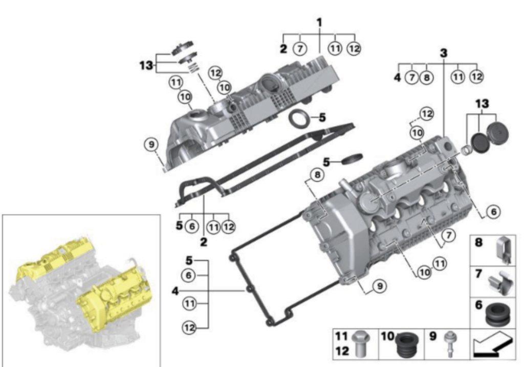 bmw-v8-parts-o-rings