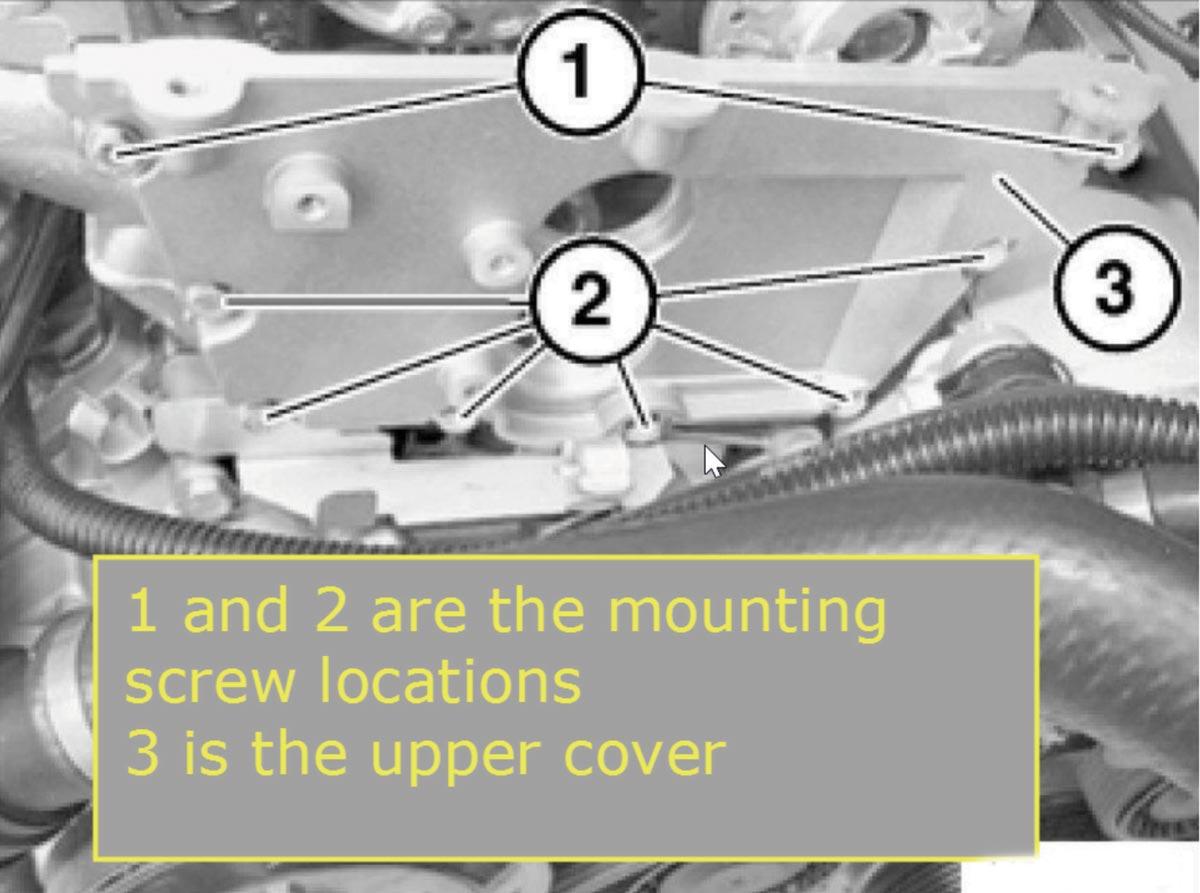 Diagnosing V8 Engine Leaks Bmw Wiring Valve Cover Gasket