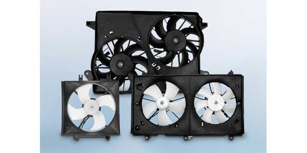 VDO Cooling Fan Assembly Program Delivers OE Fit, Form And Function For More Than 244M Vehicles