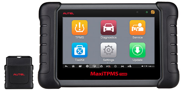 Autel Announces Update For TS608 TPMS Diagnostic Tool