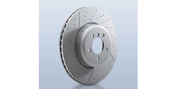 HELLA Pagid Brake Systems Offers OE Composite Disc Brake Rotors