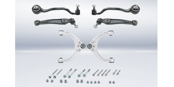 Meyle Introduces Repair Kit For Front Axle On BMW X5, X6