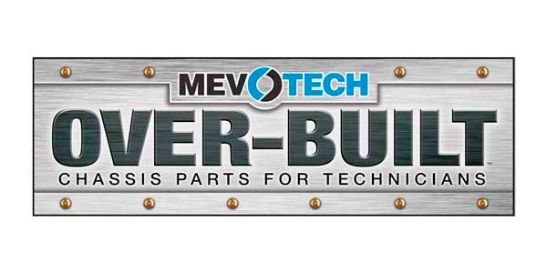 Mevotech Launches 'Over-Built' Marketing Campaign