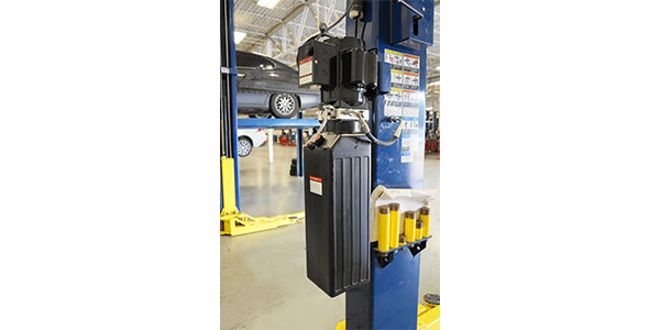 New Auto Lift Hydraulic Power Unit For Two- And Four-Post Lifts From Allpart Supply