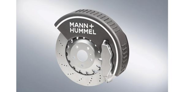 MANN+HUMMEL Announces New Brake Dust Particulate Filter