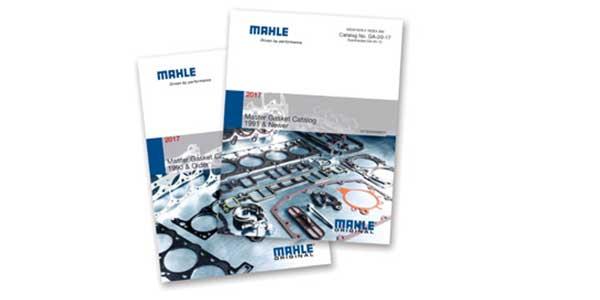 MAHLE Aftermarket Inc. Releases 2017 MAHLE Original Gasket Catalog For Automotive Aftermarket Customers