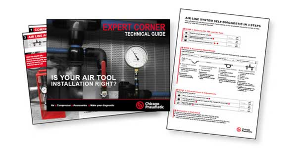 Chicago Pneumatic Offers New Guide For Equipment Effectiveness