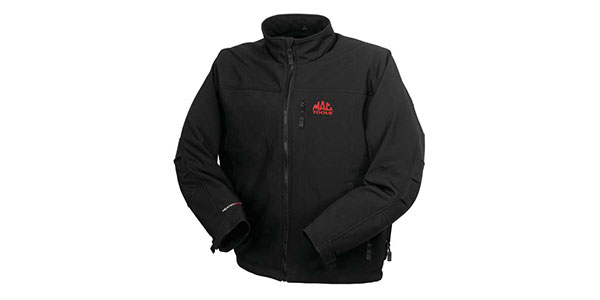 Mac Tools Now Offers Heated Jacket