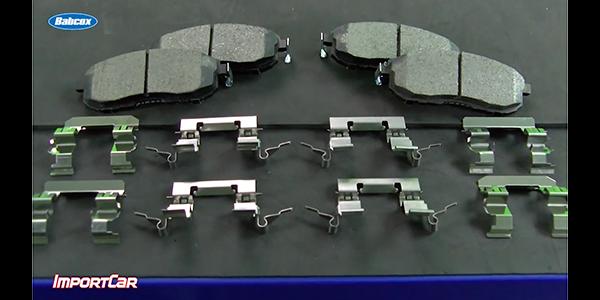 brake pad hardware video featured