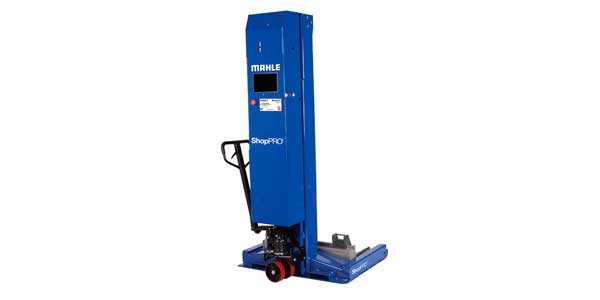 MAHLE Service Solutions Introduces New ShopPRO Commercial Wireless Mobile Column Lifts