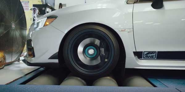 AWE Launches Subaru Performance Line