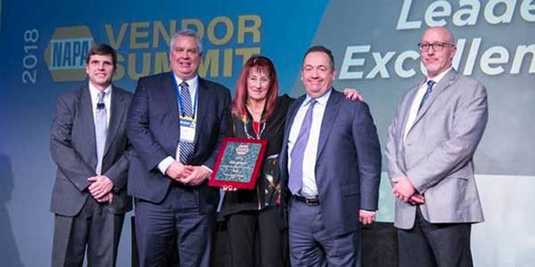 NAPA Awards Mevotech For Sales Leadership
