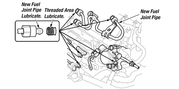 Acura Tech Tip: Chirping From High-Pressure Fuel Pump