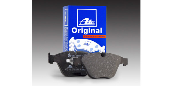 Continental Delivers ATE Original Brake Pads With 88 Percent Euro Coverage
