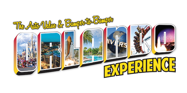 Auto Value, Bumper To Bumper Announce The 'Orlando Experience' Sweepstakes
