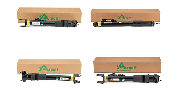 Arnott Introduces New And Remanufactured OE Rear Shocks For Various Mercedes-Benz Vehicles