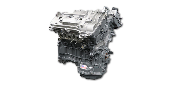 JASPER Offers Remanufactured Toyota 3.5L 2GR-FE Engine