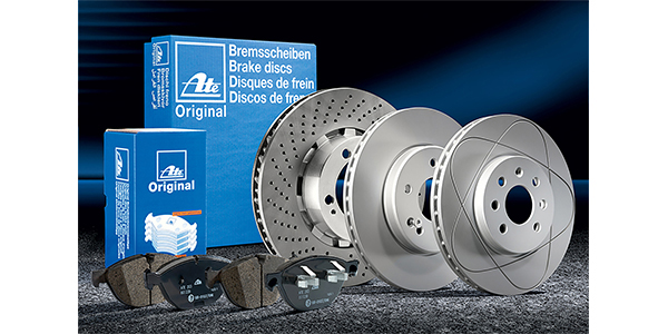 Continental Now Offering European Coverage With ATE Brake Pads And Rotors