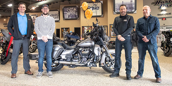 Bosch Automotive Aftermarket Delivers Harley-Davidson To Auto Value Winner