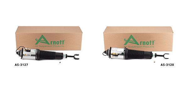 Arnott Introduces Aftermarket Air Suspension Replacement Struts For 2003-'19 Bentley Continental, 2003-'06 Volkswagen Phaeton