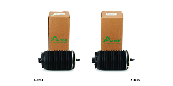 Arnott Introduces New Rear Air Springs For 2012-'18 Audi C7 Chassis A6 Applications