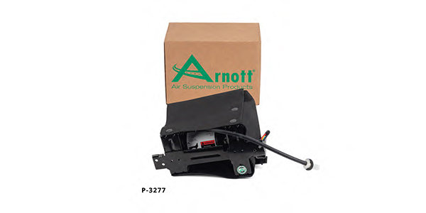 Arnott Introduces New Air Suspension Compressor For 2004-'10 Infiniti QX56 And 2004-'15 Nissan Armada