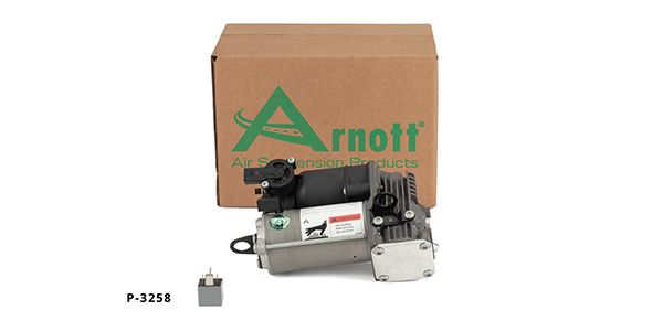 Arnott Introduces New Air Suspension Compressor For The 2012-'16 Mercedes-Benz ML-Class And 2013-'16 GL-Class