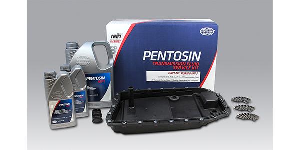 CRP Automotive Now Offers Pentosin Transmission Fluid Service Kits For European Vehicles