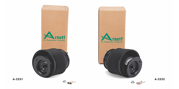 Arnott Introduces New Rear Air Springs For The 2010-2018 Lexus GX 460