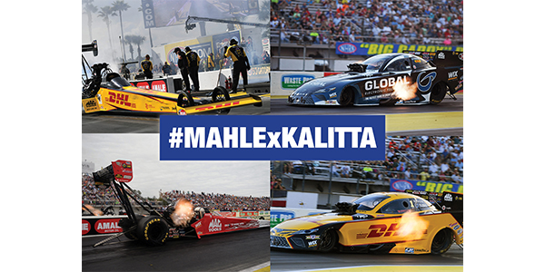 MAHLE Announces Social Media Promotion With Kalitta Motorsports