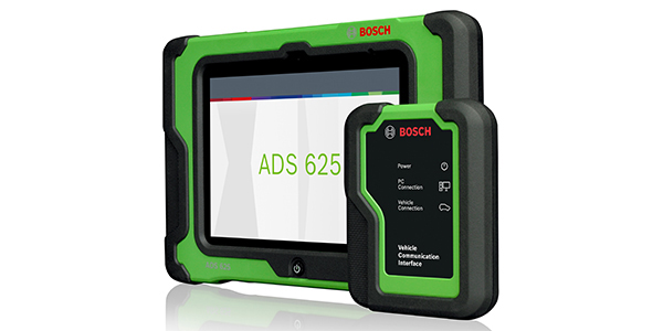 Software Update Enables Bosch Aftermarket Scan Tool To Unlock, Diagnose Late-Model Fiat Chrysler Vehicles